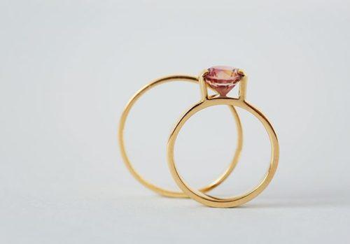 Een droom van een ring!