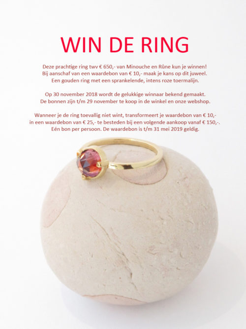 Win de Ring waardebon