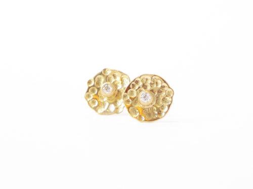 Grillige confetti's met Diamantje