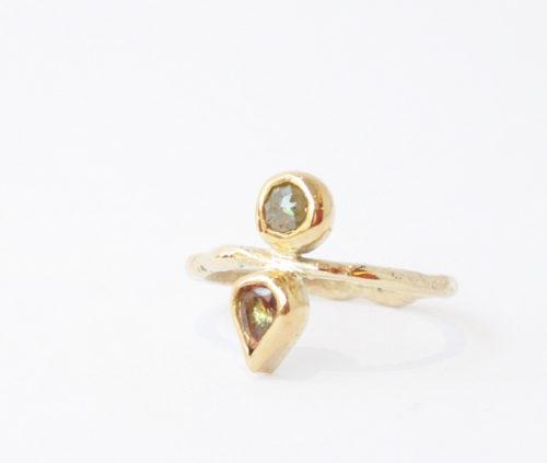 Diamant en Saffier
