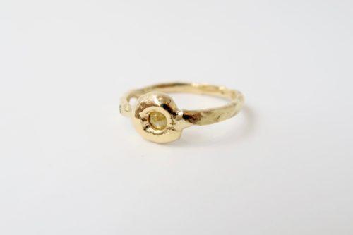 Weelderige Ring