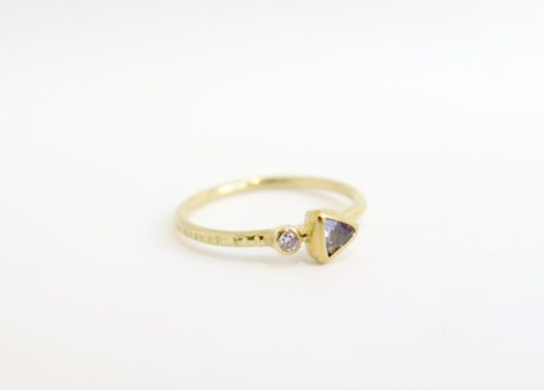 Tanzaniet en Diamant