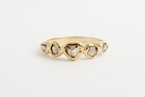 Een Sprookje van Fonkelende Diamanten