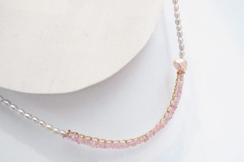 Roze Saffiertjes