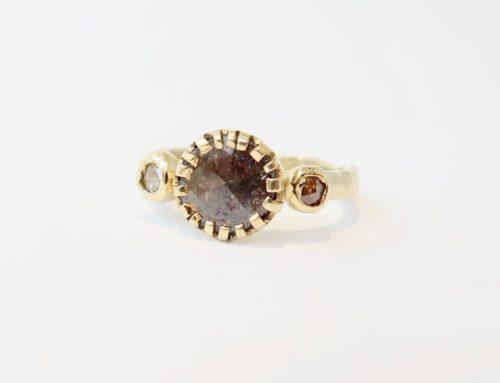 Een Ring met een Krachtig Karakter