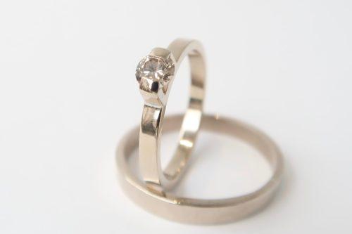 Fonkelende Diamant