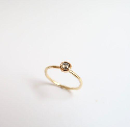 Lichtgrijze Rosecut Diamant