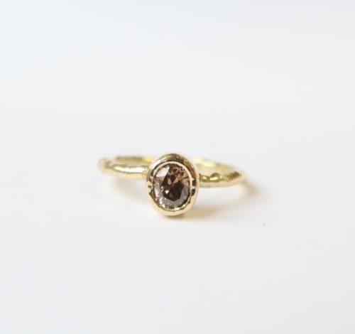 Bruine Bolsjewiek Diamant