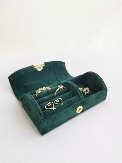 VELVET juwelendoosje