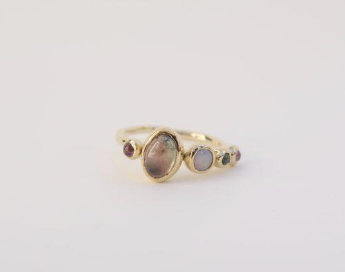Betoverende Toermalijnen en Opaal