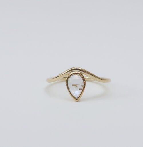 Pearshape Diamond
