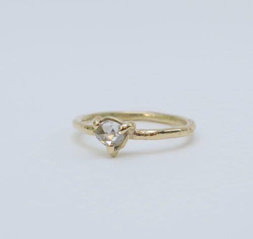 Antik Rosecut Diamant