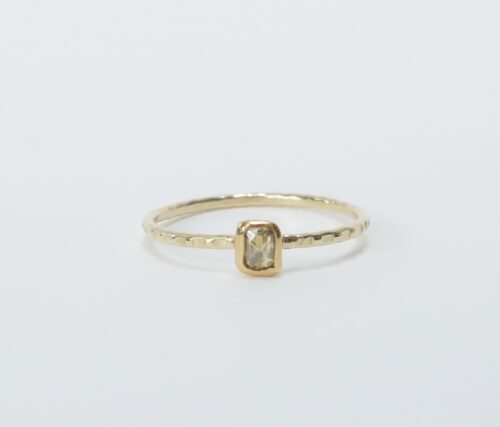 Rosecut Rechthoek Diamant