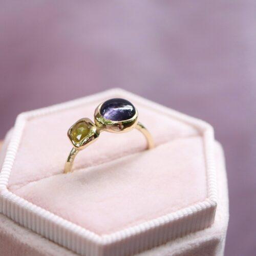 Ioliet en Gele Diamant