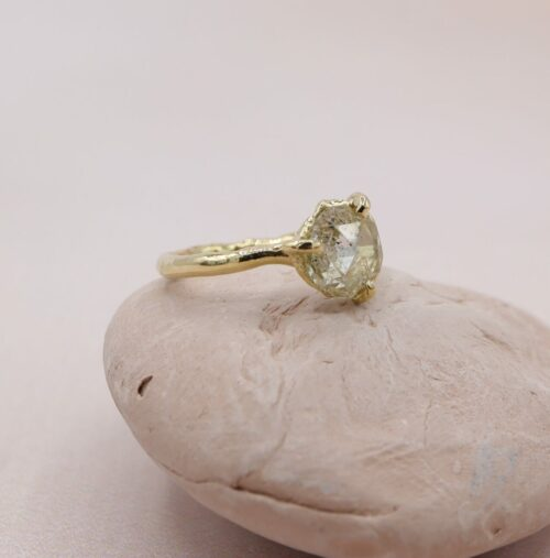Fantastisch Mooie Antique Diamond